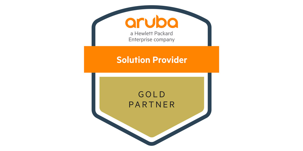 aruba Solution Provider Gold Partner